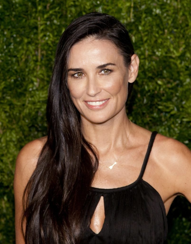 """Demi Moore Opened Up About Reconciling with Her Daughters After a Few Years of """"Chaos"""""""
