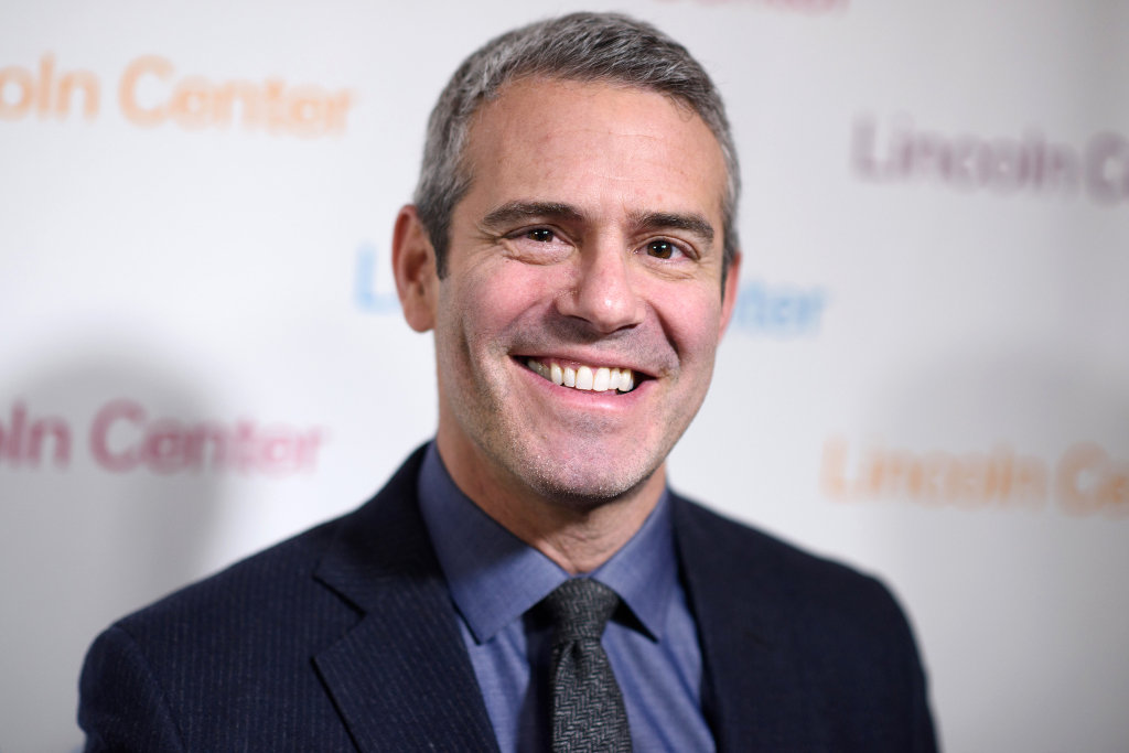 Andy Cohen Reveals He Is Expecting A Baby Very Soon