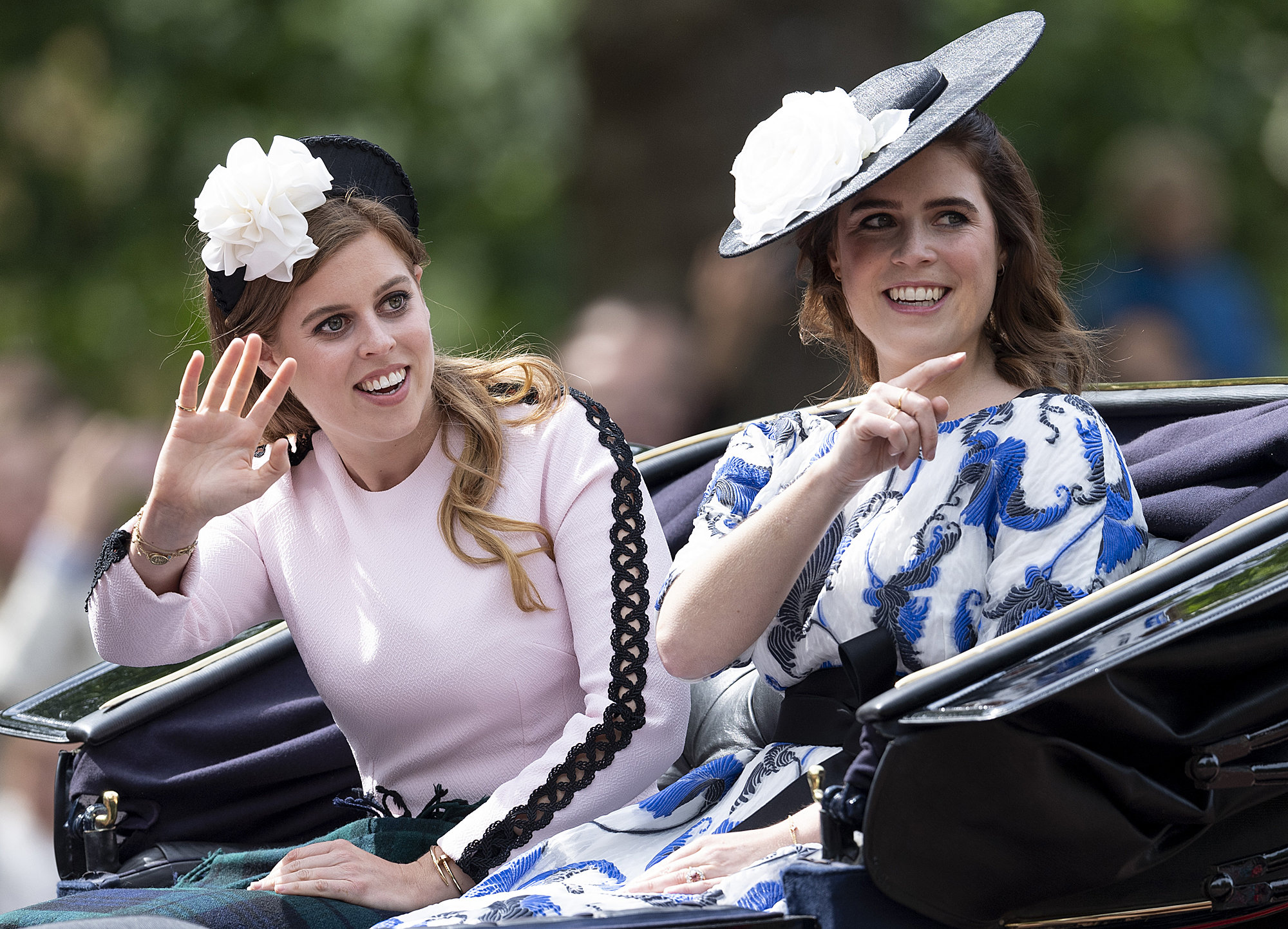 Princess Eugenie Wrote the Sweetest Birthday Message for Princess Beatrice